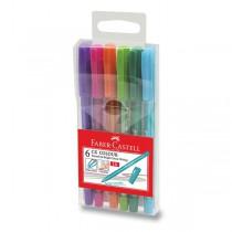 Kuličková tužka Faber-Castell 2470 CX Colour 6 barev