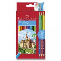Pastelky Faber-Castell 12 barev