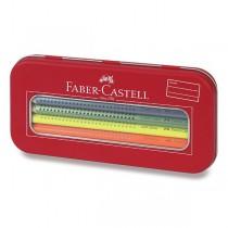 Pastelky Faber-Castell Jumbo Grip neon, 10 ks