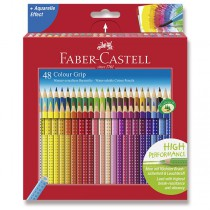 Pastelky Faber-Castell Grip 2001 48 barev