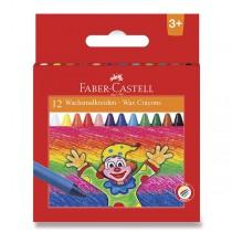 Voskovky Faber-Castell 12 barev