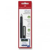 Bombičkové pero Faber-Castell karbonové