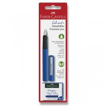 Bombičkové pero Faber-Castell modré