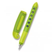 Bombičkové pero Faber- Castell Scribolino zelené L