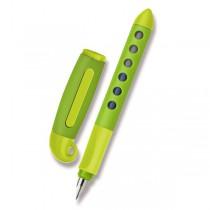Bombičkové pero Faber-Castell Scribolino zelené