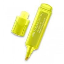 Zvýrazňovač Faber-Castell Textliner 1546 žlutý