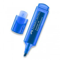 Zvýrazňovač Faber-Castell Textliner 1546 modrý