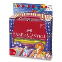 Pastelky Faber-Castell Jumbo Grip cirkus, 19 ks