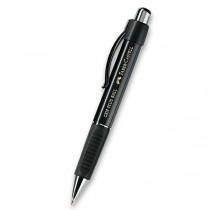 Kuličková tužka Faber-Castell Grip Plus Ball 1407 černá