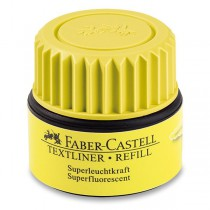 Náplň Faber-Castell Texliner 1549 žlutá