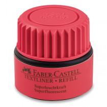 Náplň Faber-Castell Texliner 1549 červená