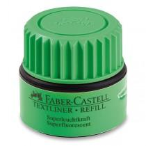 Náplň Faber-Castell Texliner 1549 zelená