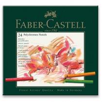 Pastely Faber-Castell Polychromos 24 ks