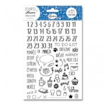 Stampo Planner Aladine - Diář CZ 2 81 ks
