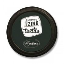 Razítkovací polštářek Izink Textile černá