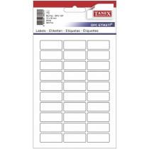 Etikety v sáčku 12 x 30 300ks OFC-107