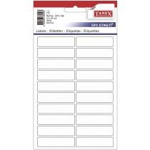 Etikety v sáčku 13 x 50 200ks OFC-109