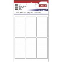 Etikety v sáčku 34 x 67 60ks OFC-121