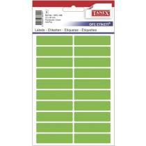 Etikety v sáčku neon 13 x 50 zelené 100ks OFC-109