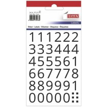 Etikety čísla STC-410 10x15 72ks