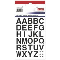Etikety písmena STC-404 16x19 60ks