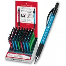 Mechanická tužka Faber-Castell Grip Matic stojánek