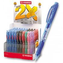 kuličková tužka Stabilo Marathon stojánek