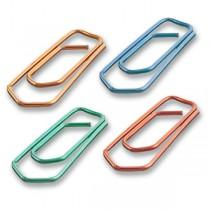 Sponky Maped barevné 25 mm, 100 ks, krabička