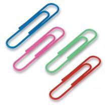 Sponky Maped Jumbo barevné 50 mm, 15 ks, krabička