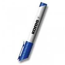 Popisovač Kores K-Marker Whiteboard modrý