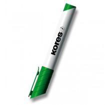 Popisovač Kores K-Marker Whiteboard zelený