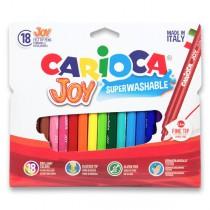 Dětské fixy Carioca Joy 18 barev