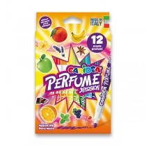 Dětské fixy Carioca Parfume Xplosion 12 barev