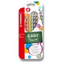 Pastelky Stabilo EASYcolors 6 barev, pro praváky