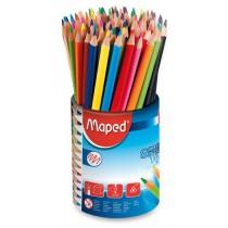 Pastelky Maped Color´Peps 72 kusů (6 x 12 barev) v dóze