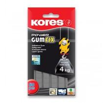 Montážní guma Kores Power Gumfix 35 g, 60 ks