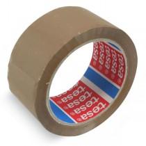 Samolepicí páska Tesa Standard hnědá