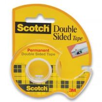 Oboustranná lepicí páska 3M Scotch Double 12 mm x 6,3 m