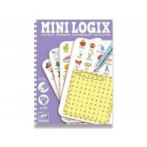 Mini hra Djeco Mini Logix - Učíme se anglicky