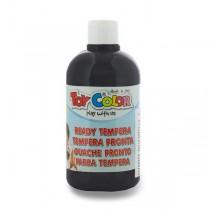 Temperová barva Ready Tempera černá