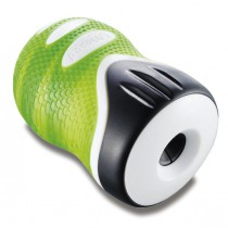Ořezávátko Maped Clean Grip - s odpadní nádobkou 1 otvor, mix barev
