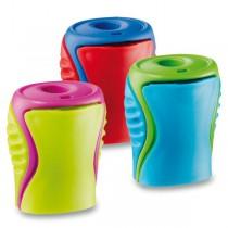 Ořezávátko Maped Boogy - s odpadní nádobkou 1 otvor, mix barev