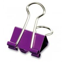 Vázací klipy Maped barevné/černé 19 mm, 10 ks, blistr