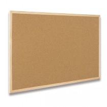 Korková tabule Bi-Office 120 x 90 cm