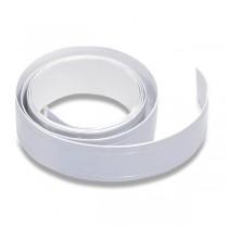 Samolepicí reflexní páska 2 cm x 90 cm stříbrná
