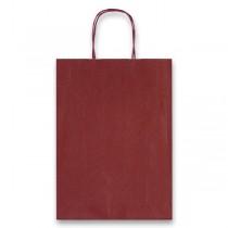 Dárková taška Allegra tm. červená, , XS