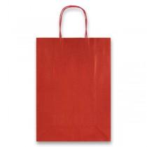 Dárková taška Allegra rubínová, XS