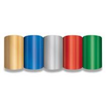 Dárkový balicí papír Metal 2 x 0,7 m, mix barev