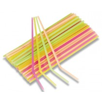 Brčka - neonová 40 ks