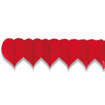 Girlanda ve tvaru srdce 4 m